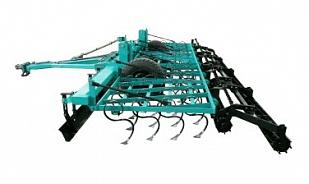 Сельскохозяйственные агрегаты для почвообработки