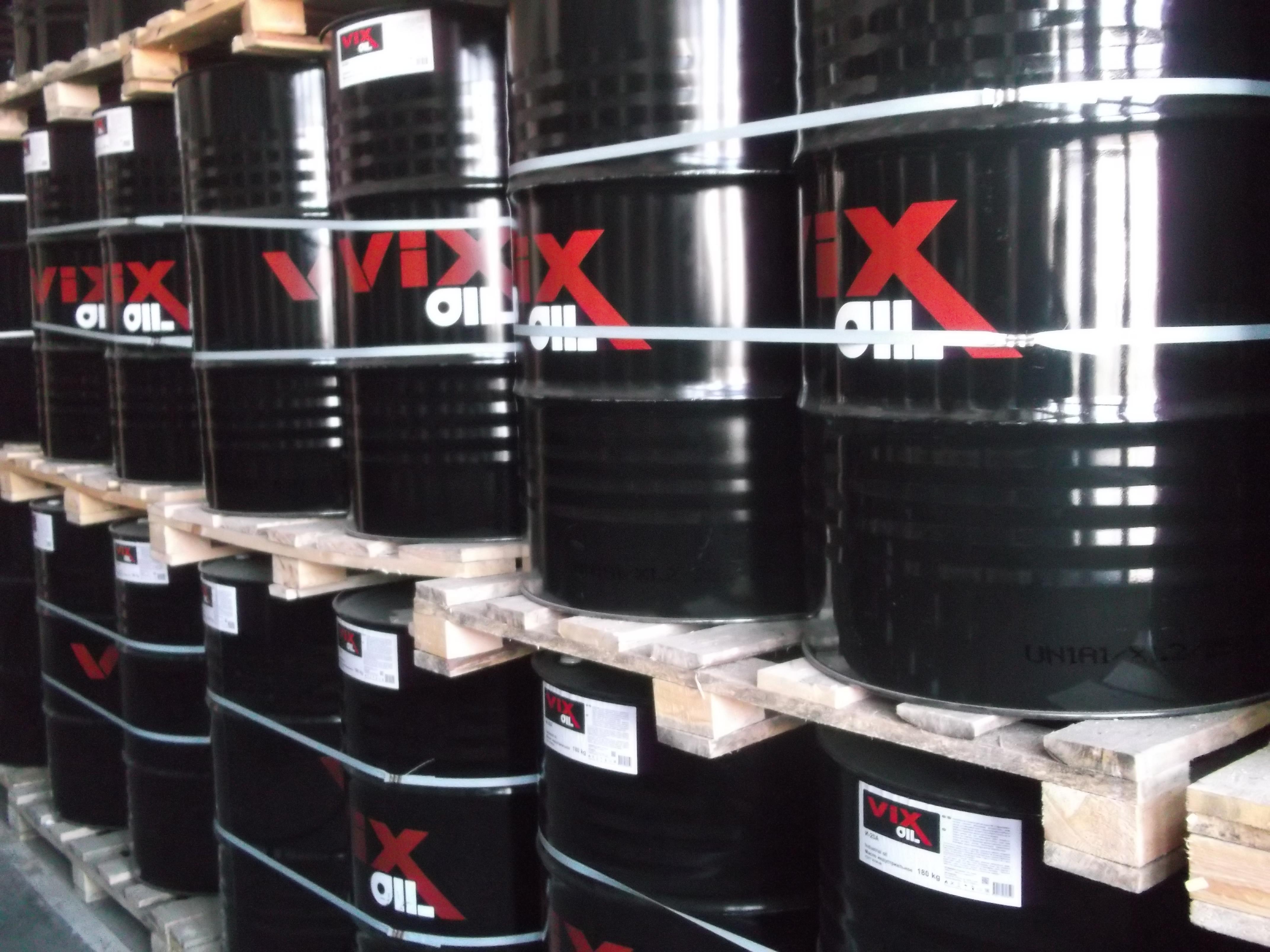 масло индустриальное и20 в бочках