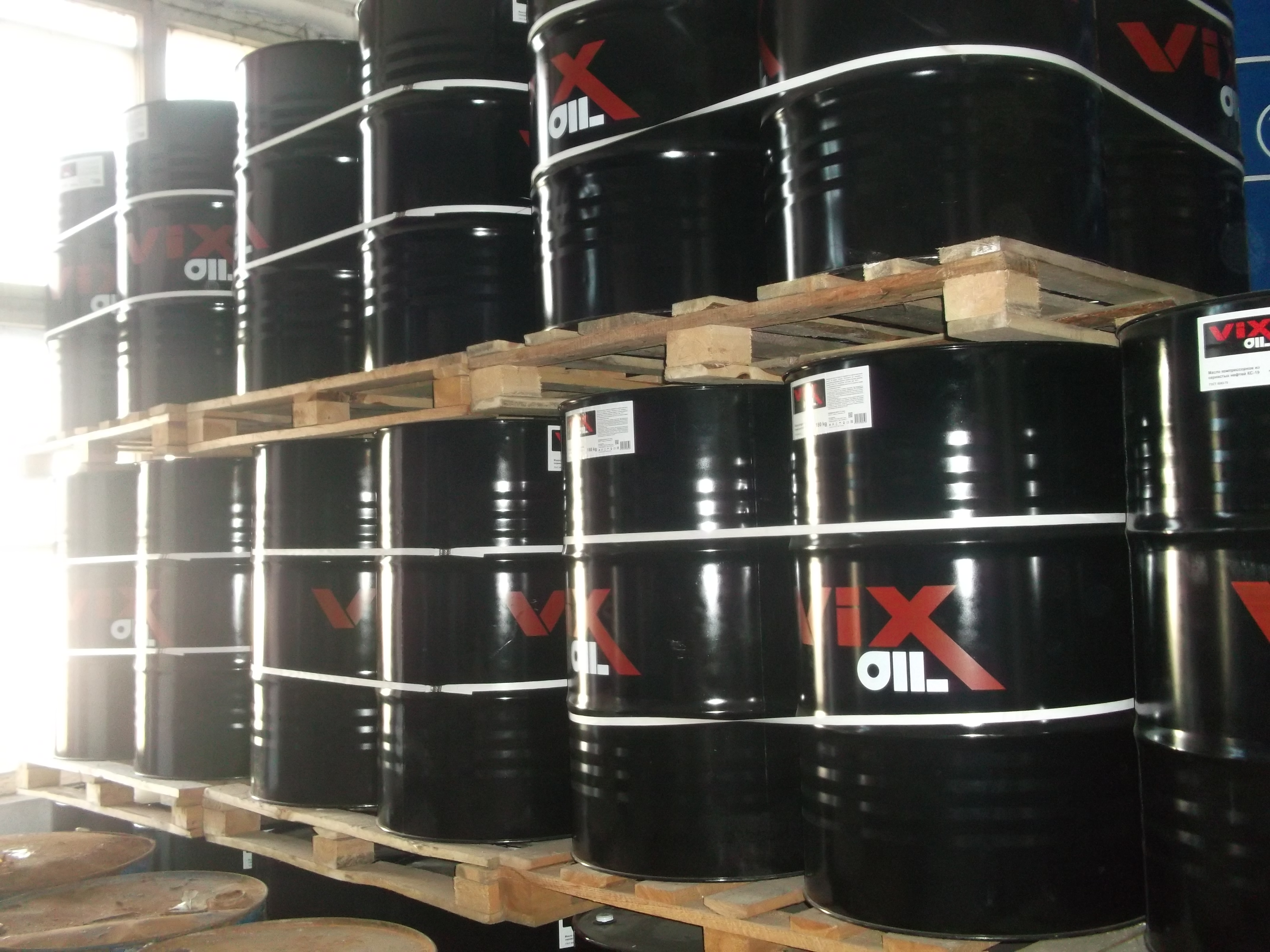 масло дизельное М-10г2 в бочках с уфы