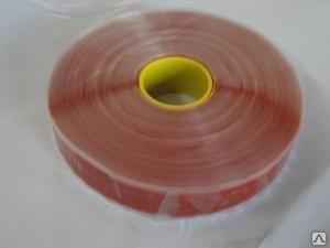 Лента ЛЭТСАР красная 0,5 мм