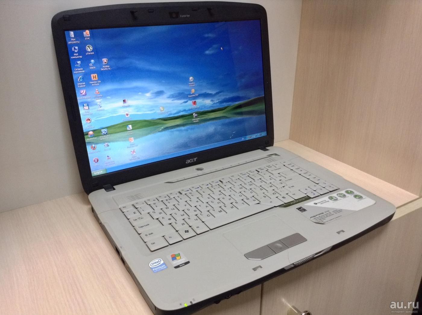 Ноутбук ACER ASPIRE 5715Z за 5000!!!