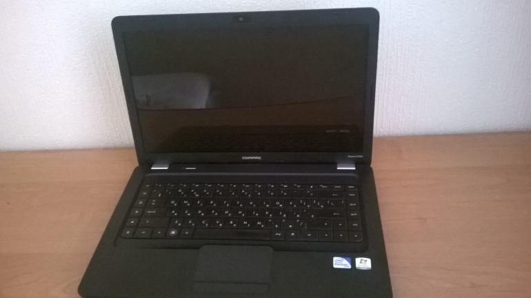 Ноутбук HP PRESARIO CQ57-399ER за 6000 рублей!!!! Потянет Танки!