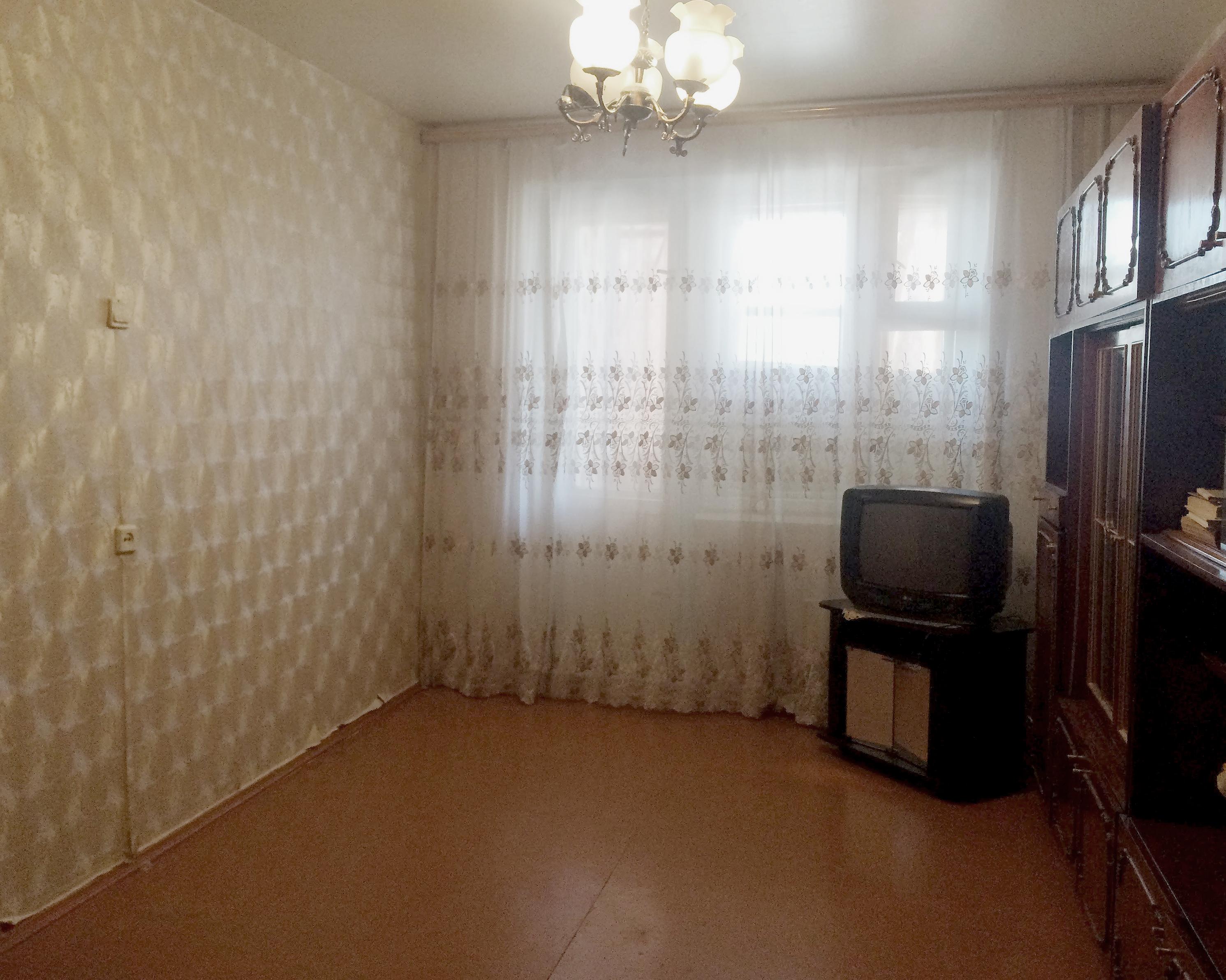 Продается двухкомнатная квартира в Сипайлово, площадью 44,6 м2