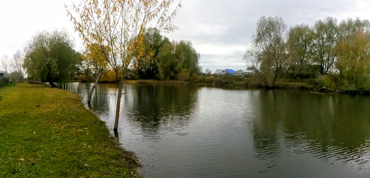 Продам дом у реки в экологически чистом месте,  Кармаскалинский район, д. Сихонкино