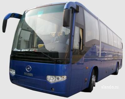 Аренда автобуса микроавтобуса. Минивэны на заказ в Уфе