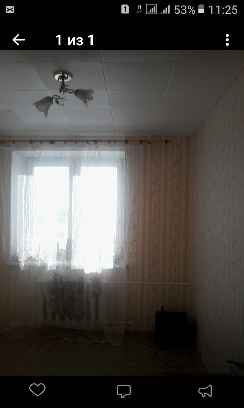 Комната в селе Октябрьский Уфимский р-н