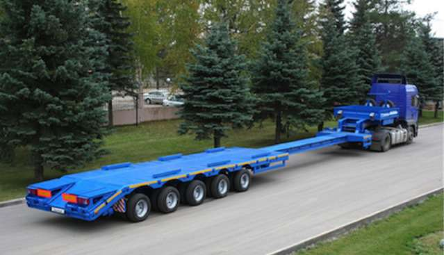 Перевозка крупногабаритных грузов по России