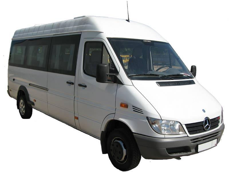 Пассажирские перевозки. Аренда автобуса микроавтобуса в Уфе