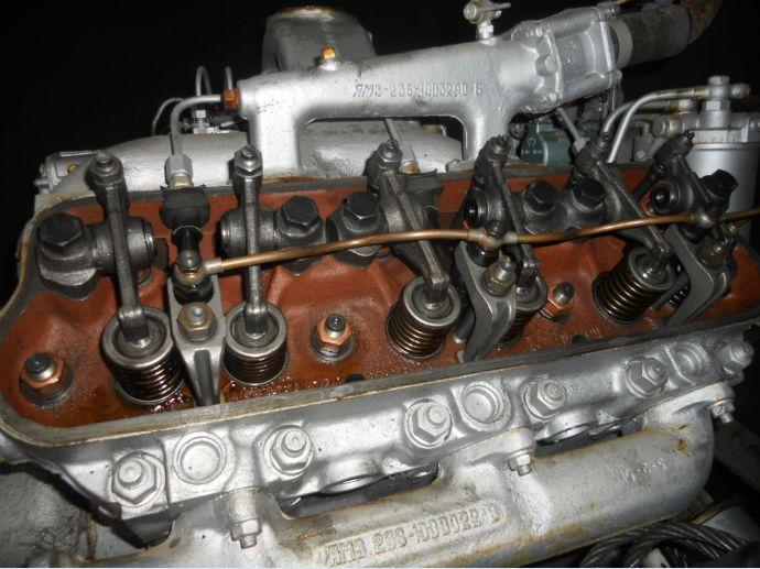 Продам двигатель ЯМЗ 236 с хранения, без эксплуатации,доставка