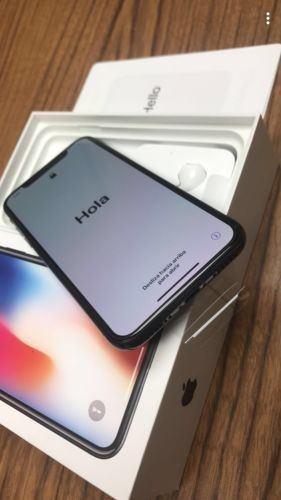 Apple iPhone X 256GB - GSM & CDMA Unlocked - Модель США - Гарантия Apple - BRANDNEW!