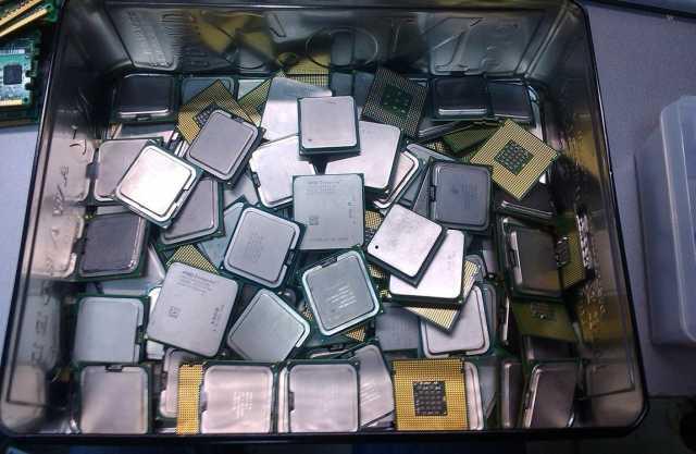 Скупка процессоров и другой компьютерной техники в Уфе