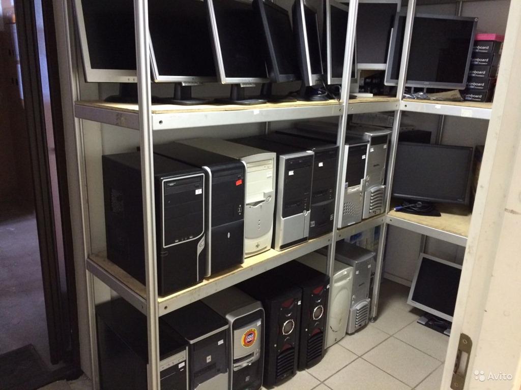 Скупка компьютеров в Уфе, целые и на запчасти