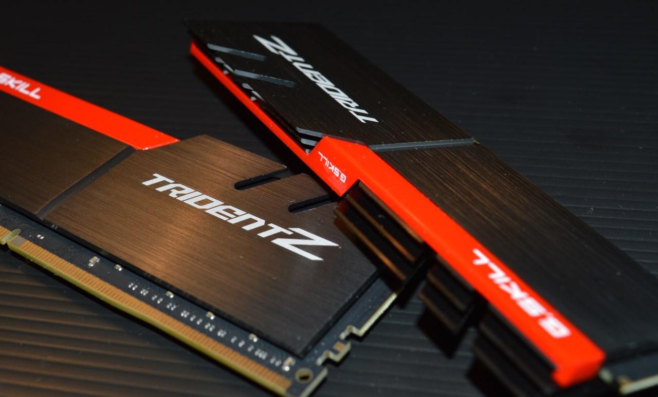 G-Skill Trident Z Новая оперативная память