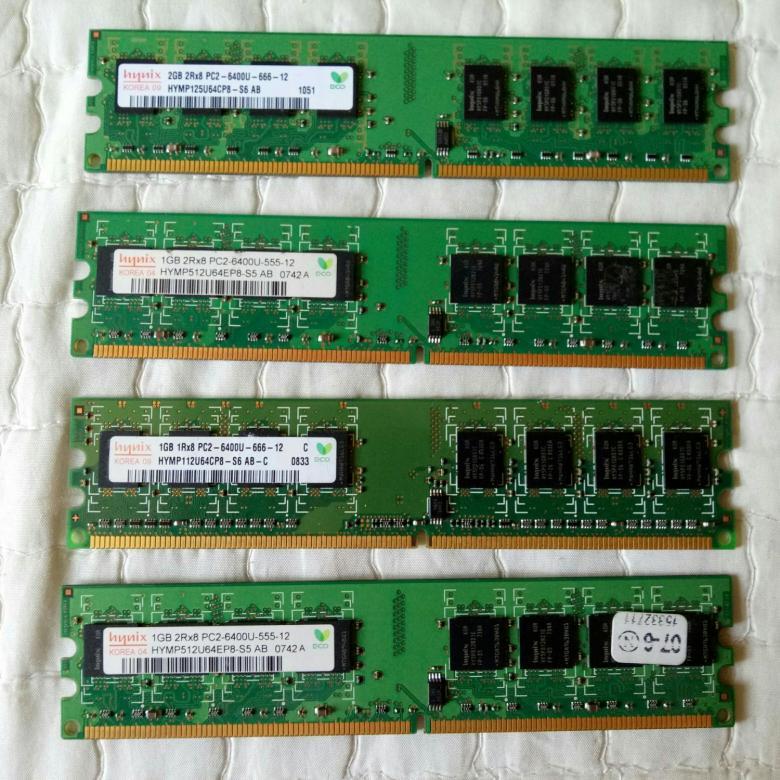 Скупка оперативной памяти ОЗУ в Уфе DDR DDR2 DDR3 DDR4