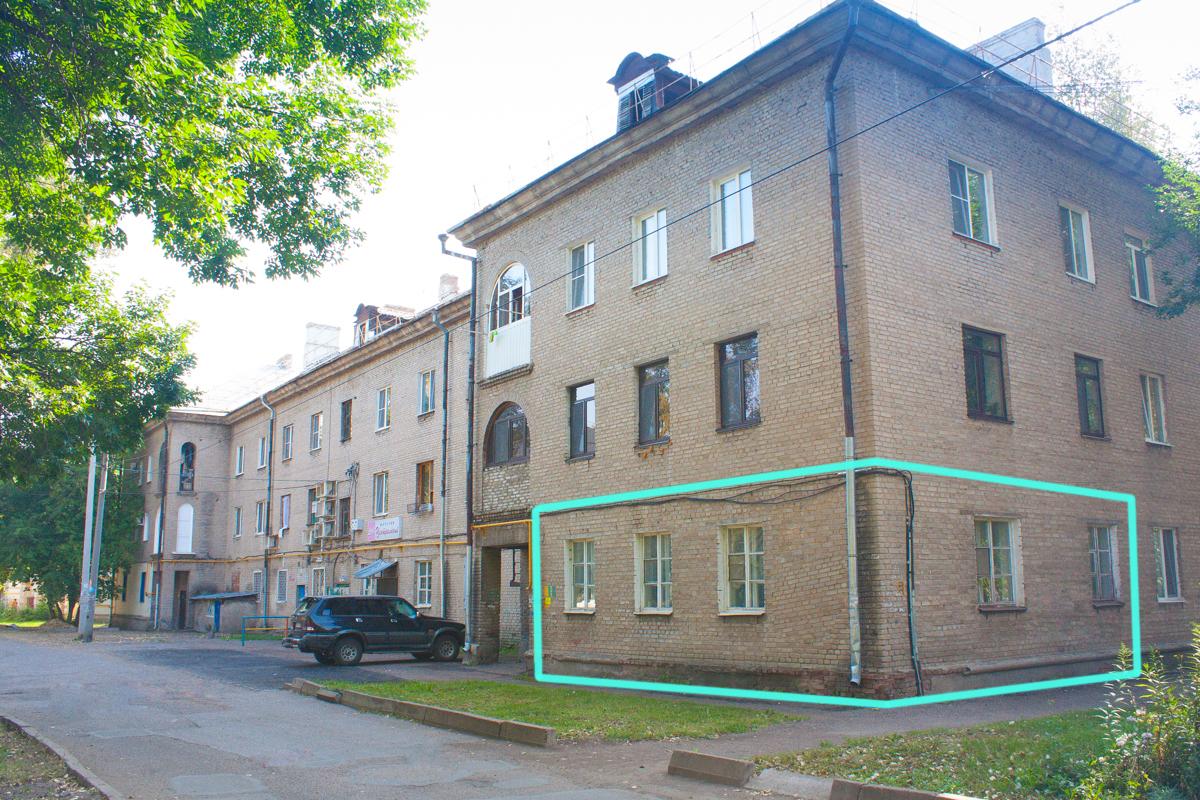 2х комнатная квартира в Демском районе