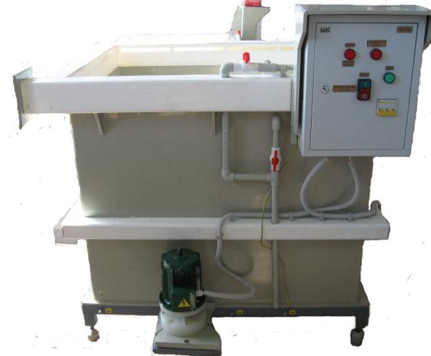 УДЭ-2 и УДЭ-2К Установки для приготовления и дозирования электролита