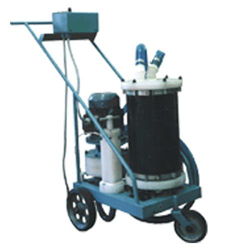 УФЭ-1 Установка фильтрации электролитов гальванических покрытий