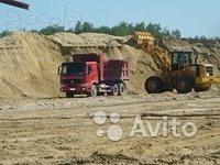 Доставка пгс, песок, щебень, грунт, керамзит, бут