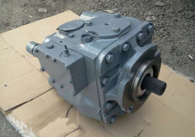 Гидромотор Bosch Rexroth A8VO107