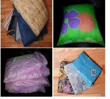Комплект матрац, подушка одеяло от Ивановской фабрики