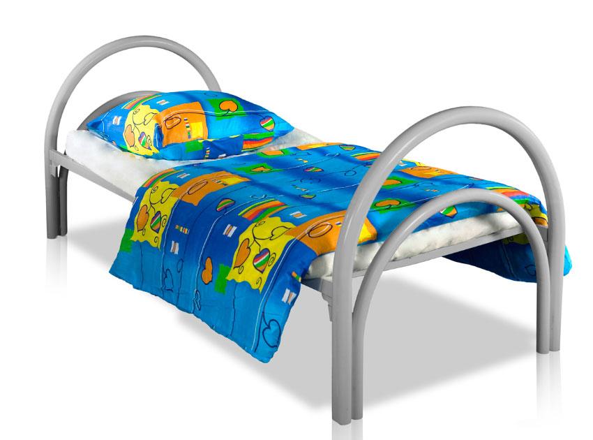 Кровати металлические эконом класса для общежитий