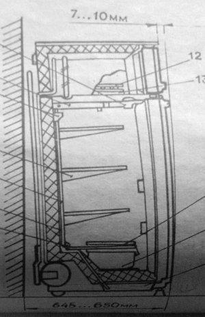 продам б/у холодильник Ока, 3 тыс.