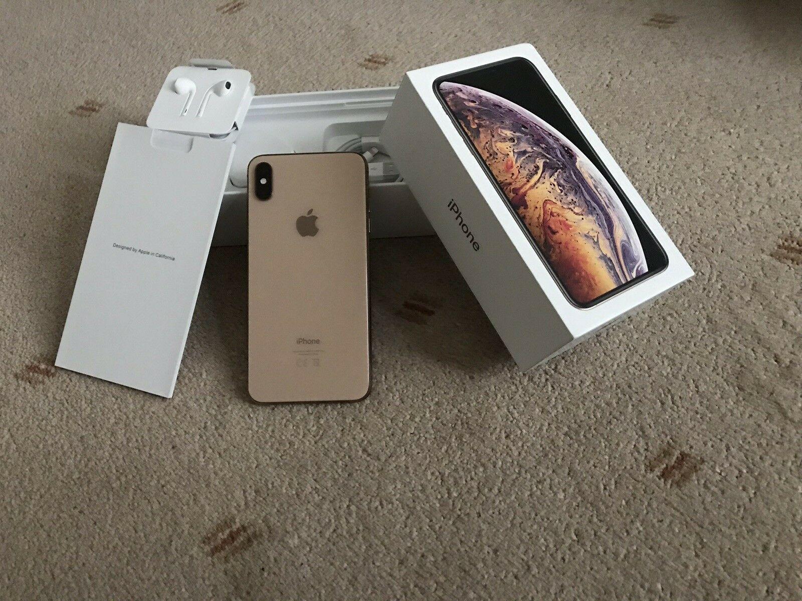Apple iPhone XS 64GB € 400 iPhone XS Max 64gb € 430 iPhone X 64gb € 300 iPhone XR 64gb € 340 +27661104268