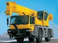 Услуги автокрана грузоподъемностью 40 тонн.