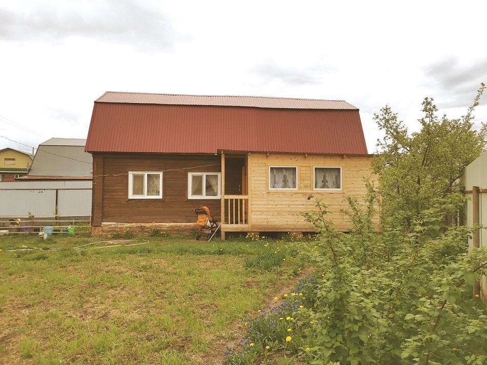 Продается отличный жилой дом в поселке Аэропорт (СНТ «Солнечная поляна 4»).