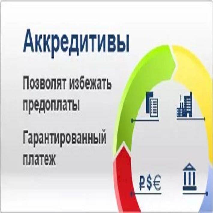 """Аккредитивы """"LC, DLC, SBLC"""" для обеспечения контрактов из ряда иностранных банков и небанковских финансовых организаци"""