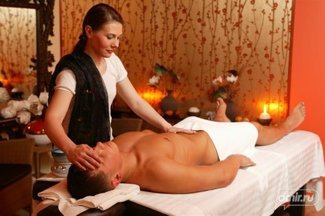 расслабляющий и лечебный массажи(лечение простатита)