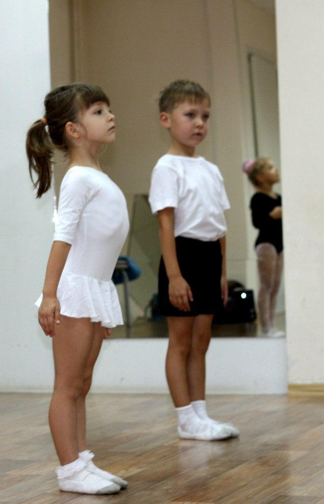 Танцы для детей от 2.5 лет