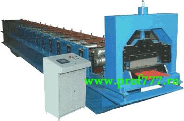 С гарантией поскавки линий для производства профнастила С20,С21,HC35, С44