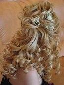 свадебные праздничные причёски,макияж.Наращивание волос,рсниц,ногтей.