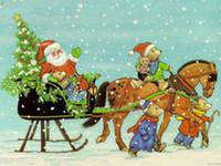Дед Мороз поздравит Вас и Ваших детей С Новым Годом!
