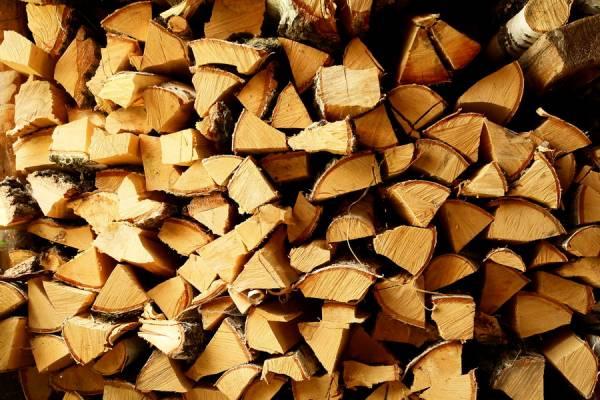Колотые дрова, доставка бесплатная.