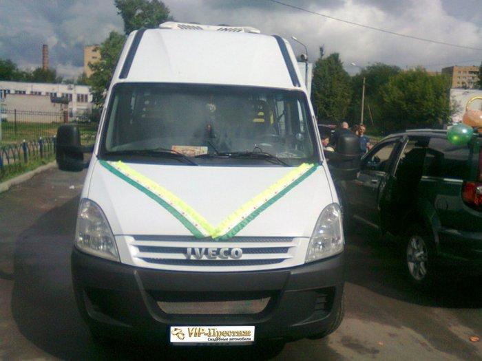 Аренда и заказ автобуса микроавтобуса на свадьбу в Уфе