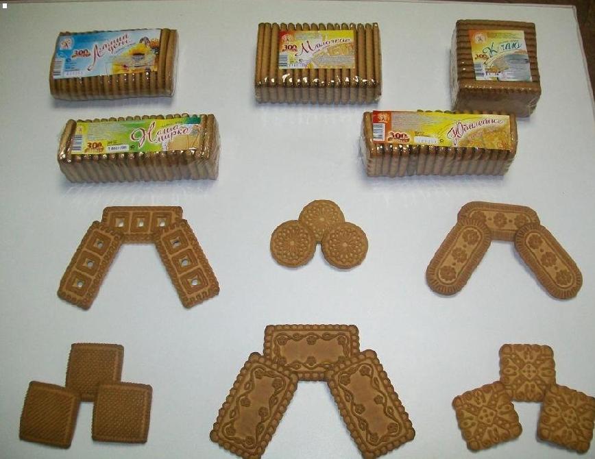 Продаю сахарное и песочное печенье