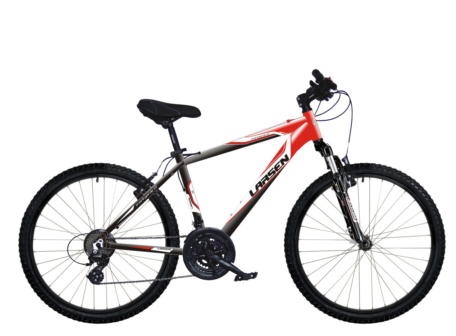 Велосипед Larsen Avangarde 1.0 Men