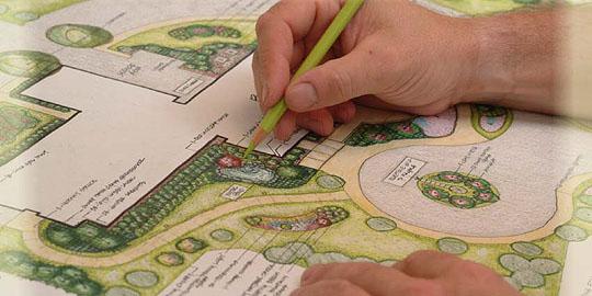 Курс «Ландшафтный дизайн своими руками»