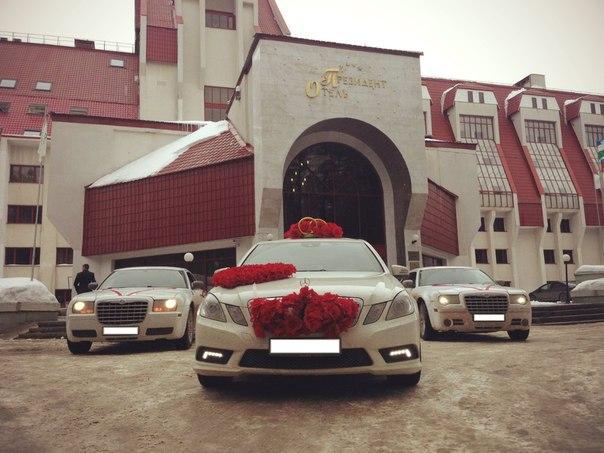Авто на свадьбу, Мерседес на свадьбу, Крайслер 300С на свадьбу