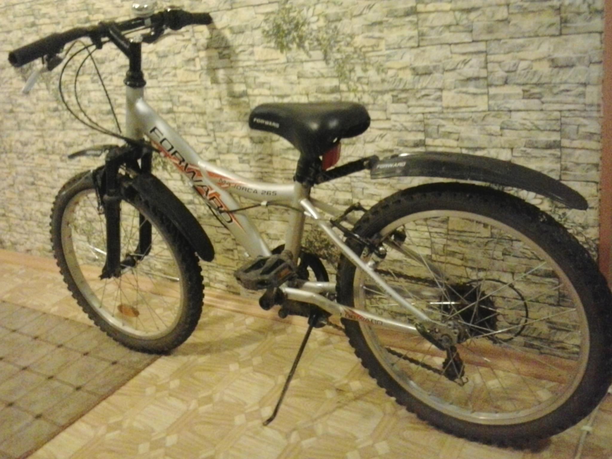 Велосипед детский б/у 1 сезон