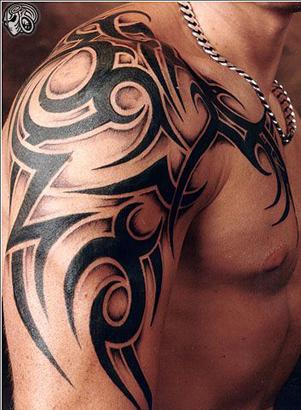 Художественные татуировки!