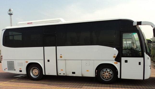 Заказ и аренда автобуса