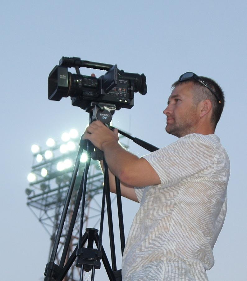 Видеосъемка. Профессиональный видеограф.