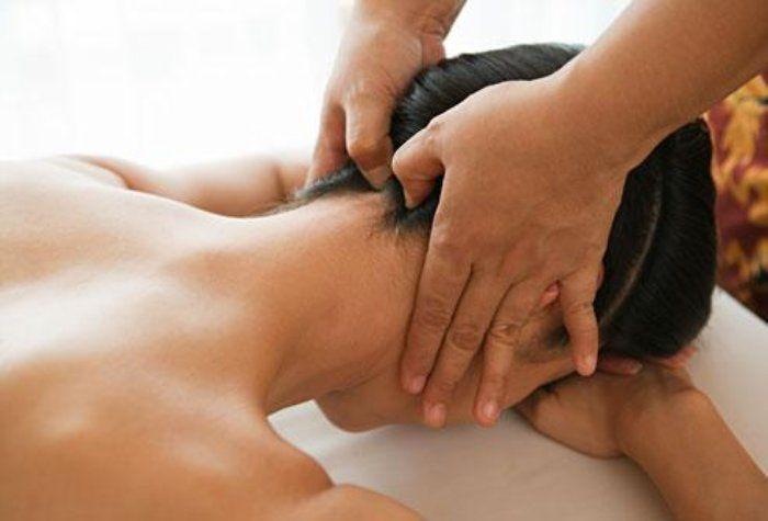 массаж для вас