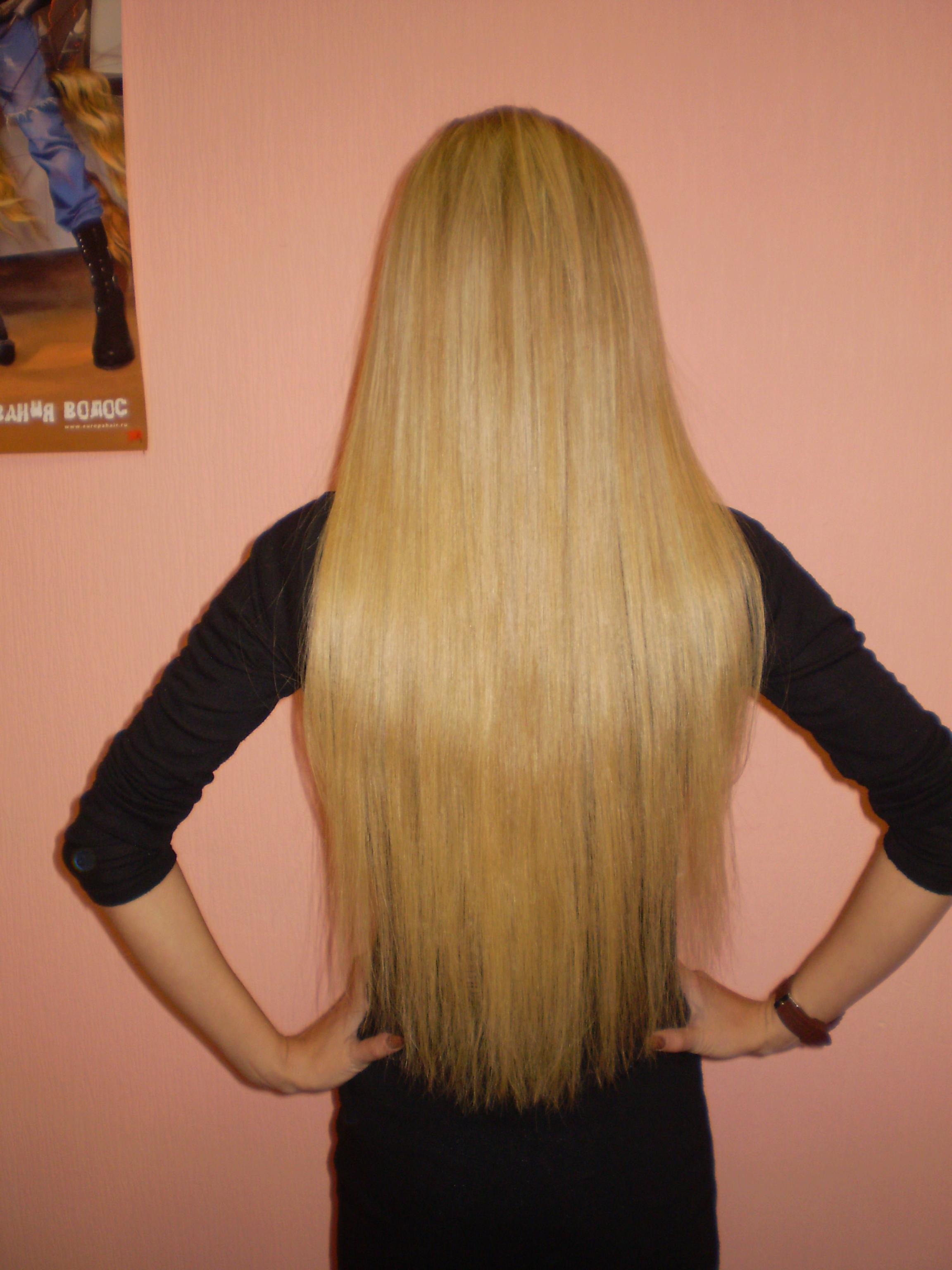 Наращивание волос Уфа
