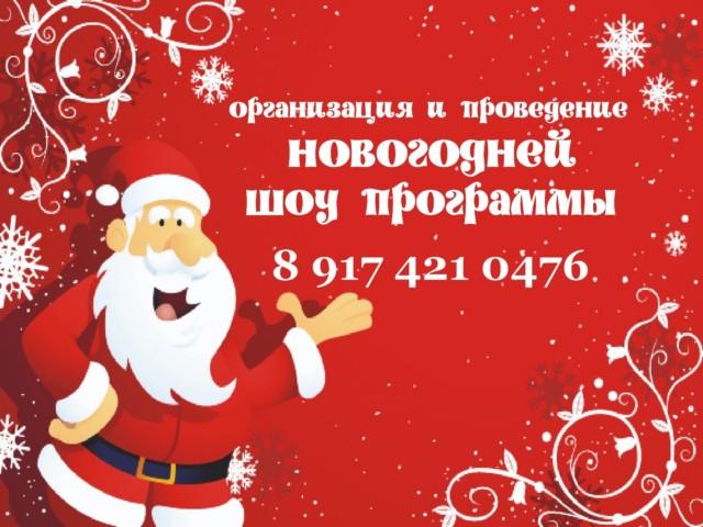 Дед Мороз и Снегурочка в г. Уфа.Новогодний корпоратив в Уфе