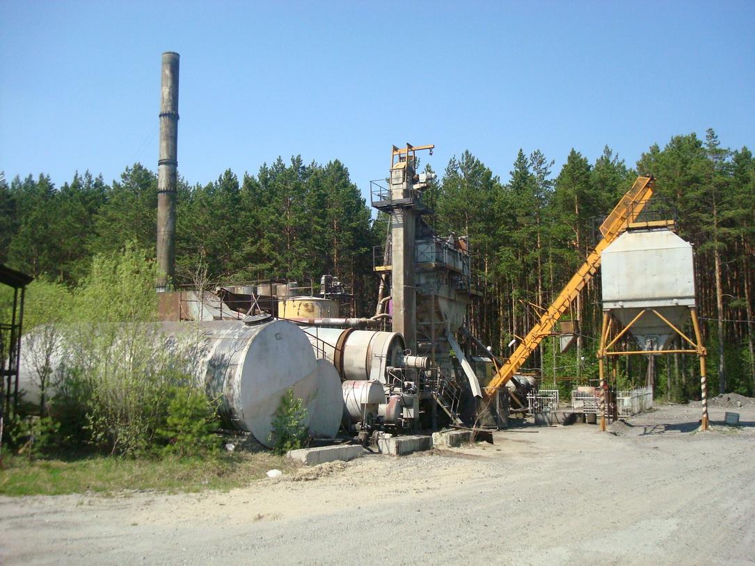 Продам асфальтнобетонный завод Тельтомат