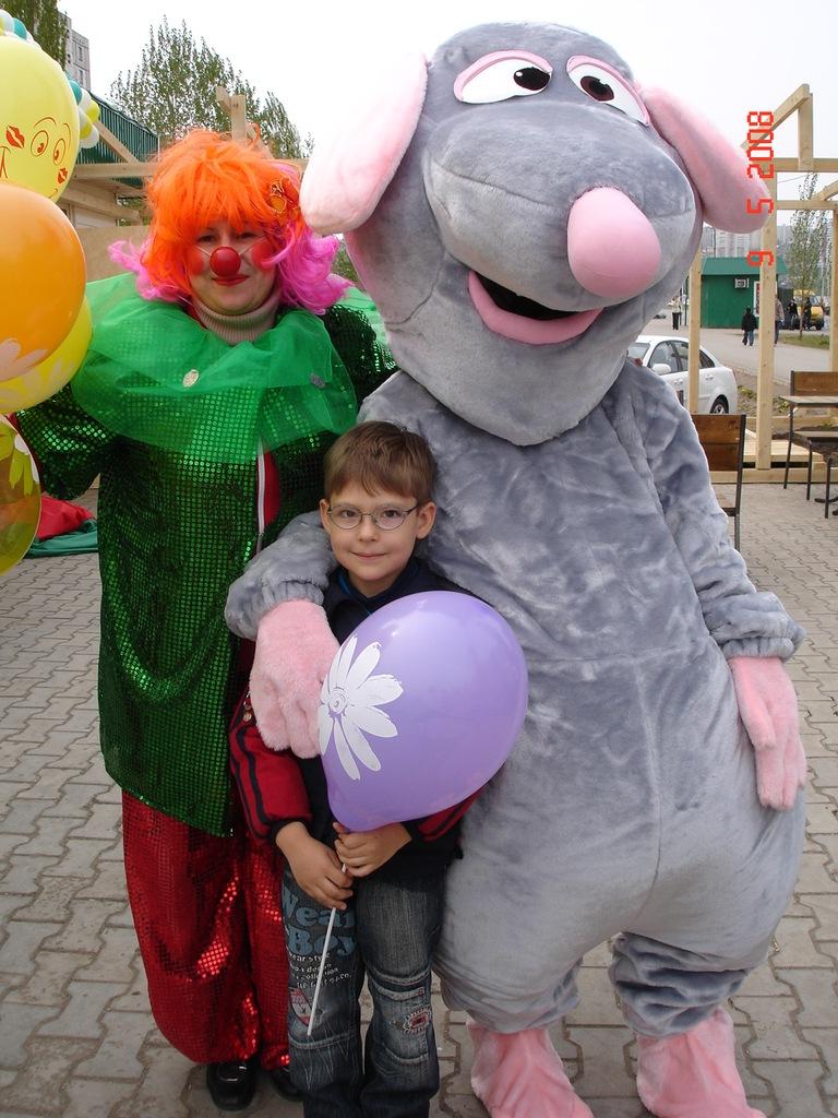 Детский день рождения, проведение детского праздника Уфа, аниматоры